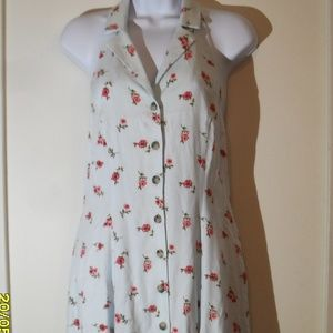 NEW WOMEN'S BACKLESS DRESS SIZE LARGE